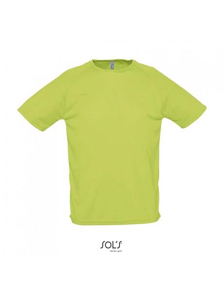 Sols Sporty Men's raglan sleeves T-shirt
