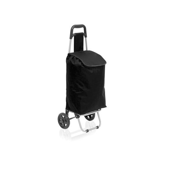 Shopping Trolley Max - Black