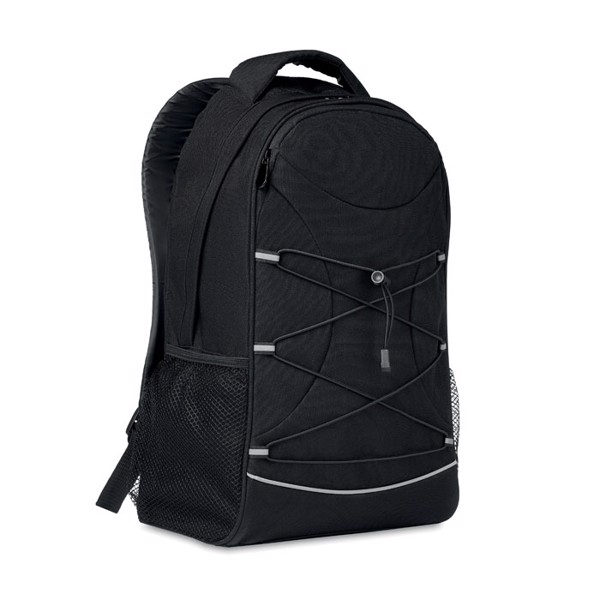 backpack w/ reflective accent