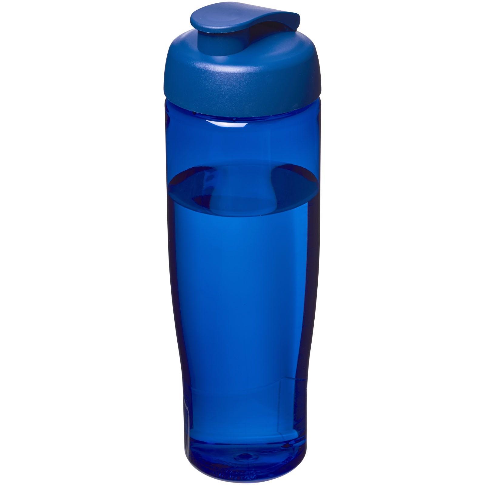 H2O Tempo® 700 ml flip lid sport bottle - Blue