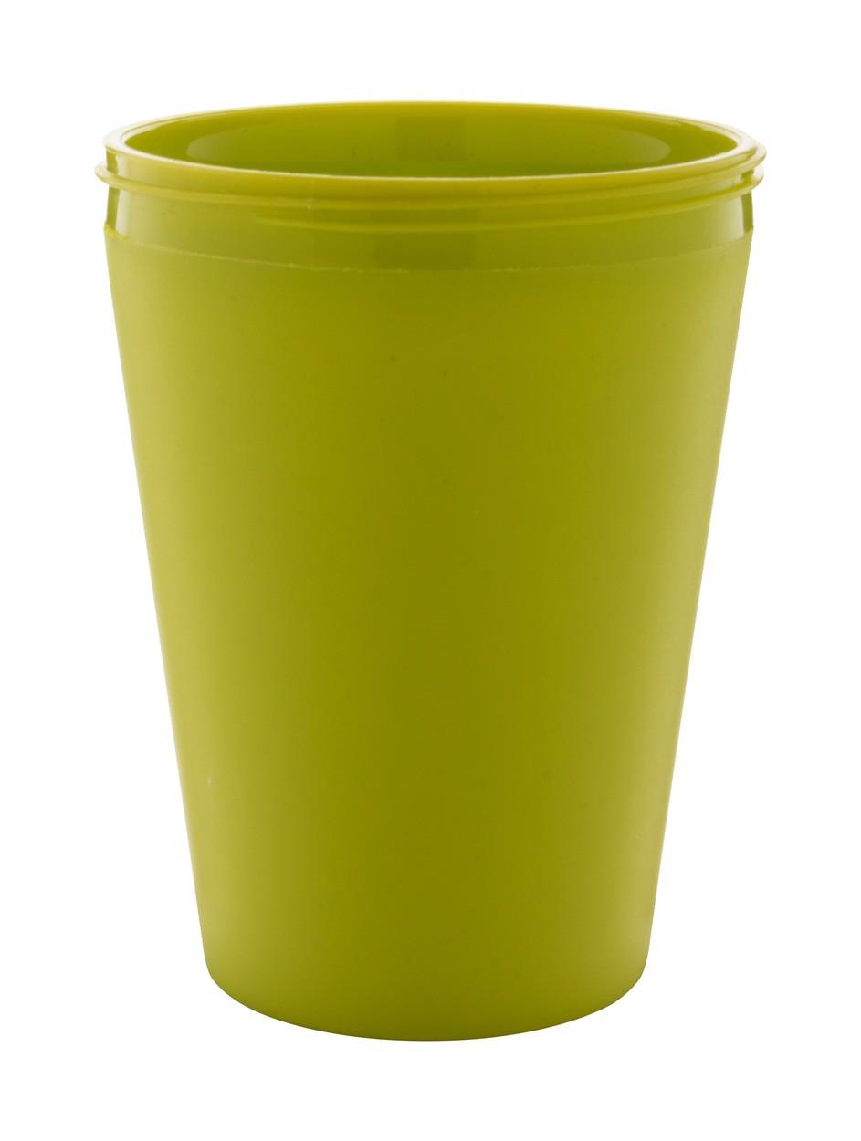 Termo Hrnek Na Zakázku CreaCup Mini - Zelená / A
