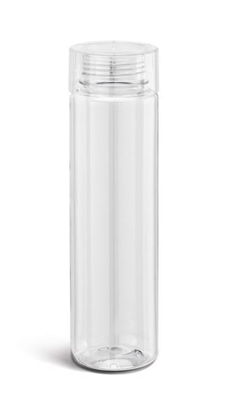 ROZIER. Sports bottle 790 ml - Transparent