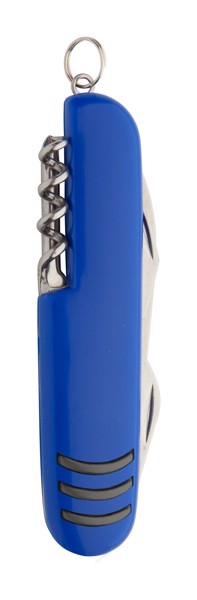 Multifunctional Pocket Knife Shakon - Blue