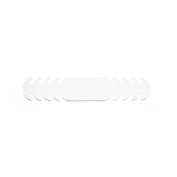 EXTMASK. Adjustable mask strap - White