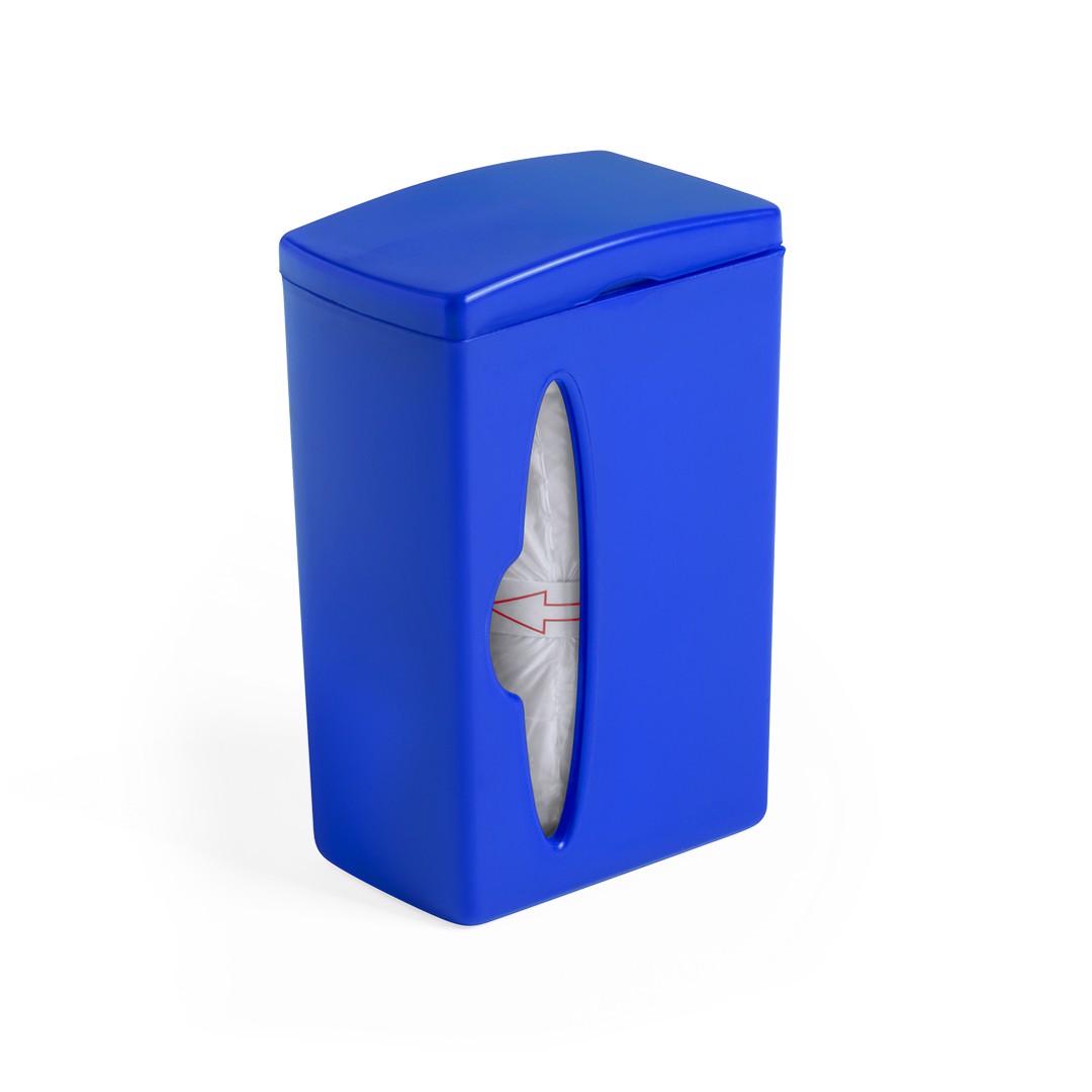 Waste Bag Dispenser Bluck - Blue