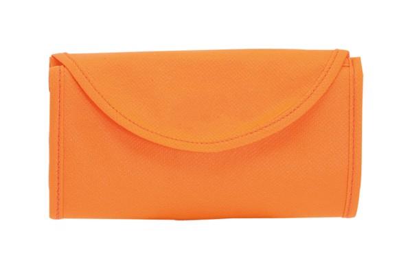 Skládací Nákupní Taška Konsum - Oranžová