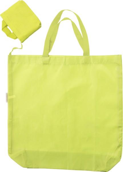 Oxford (210D) fabric shopping bag - Blue