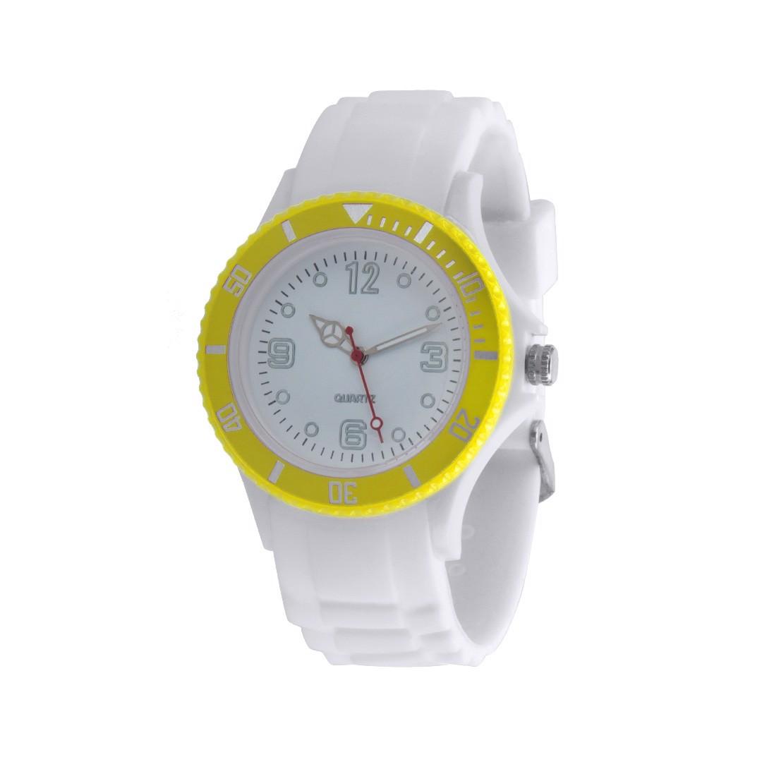 Reloj Hyspol - Amarillo