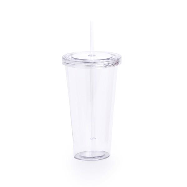 Cup Trinox - Transparent