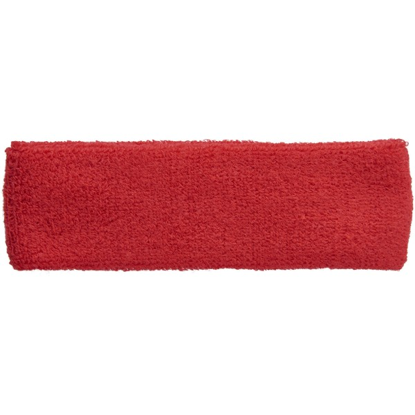 Roger fitness headband - Red