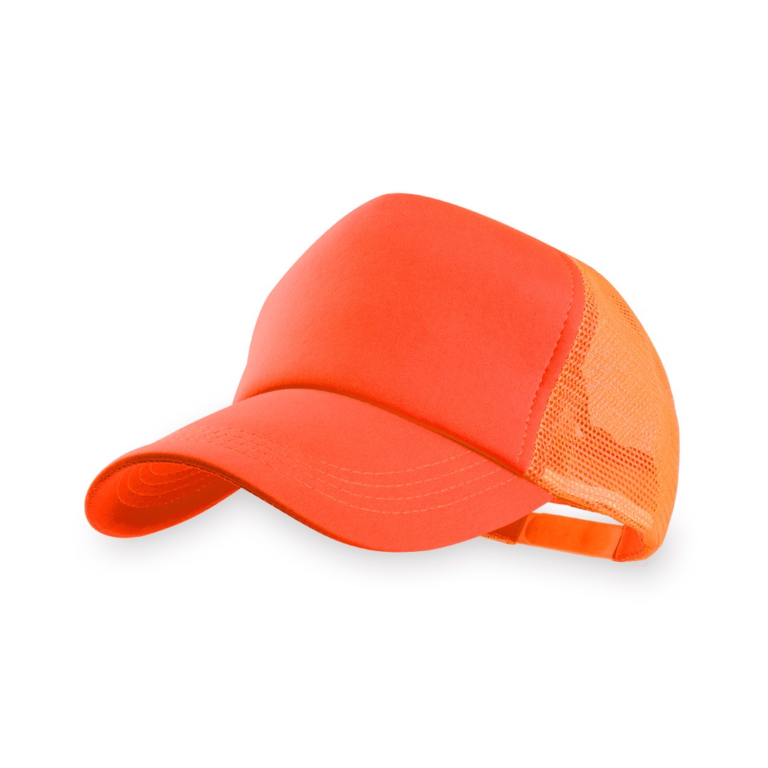 Gorra Dowan - Naranja Fluor