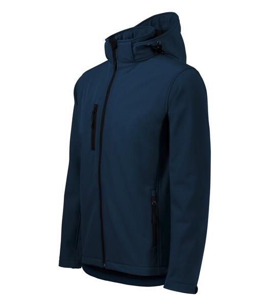 Softshellová bunda pánská Malfini Performance - Námořní Modrá / 2XL