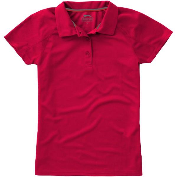 Game Sport Poloshirt cool fit für Damen - Rot / S
