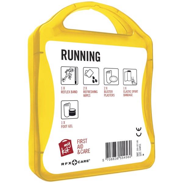 Lékarnička pro běžce - Žlutá