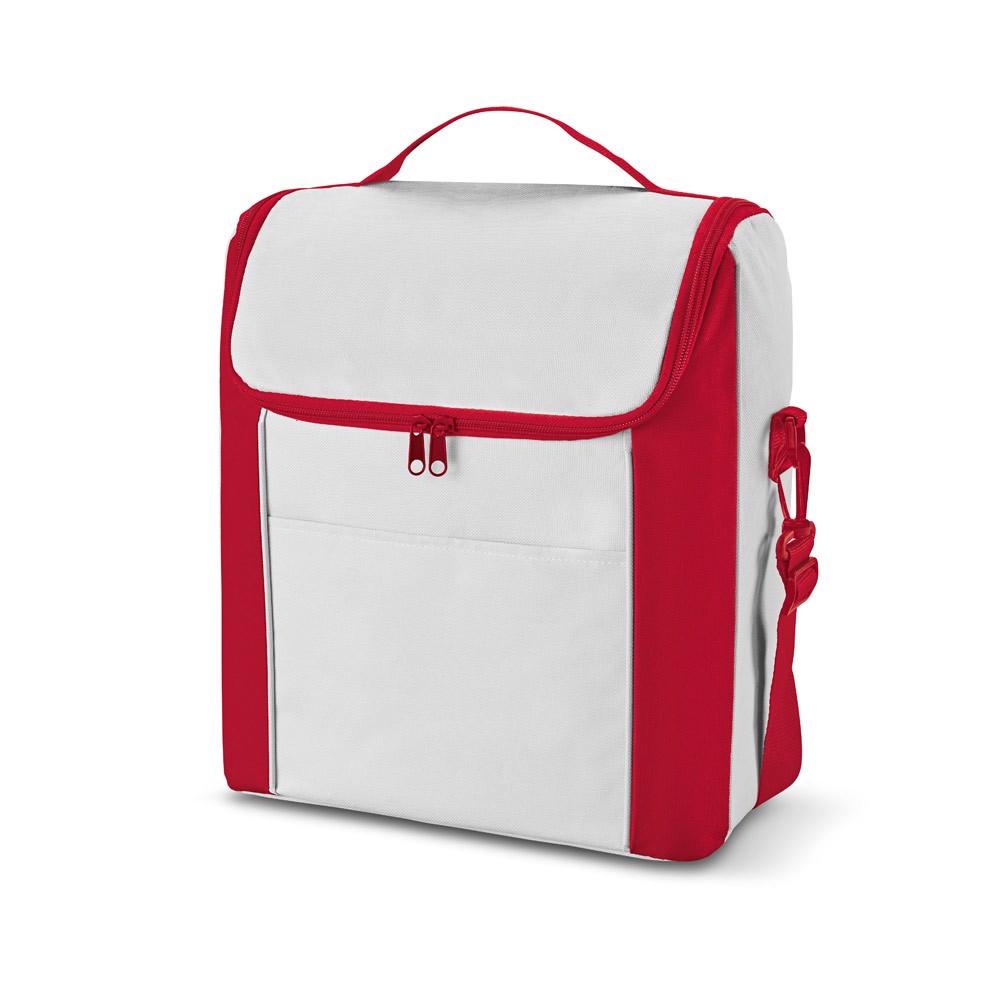 MELVILLE. Cooler bag 12 L - Red