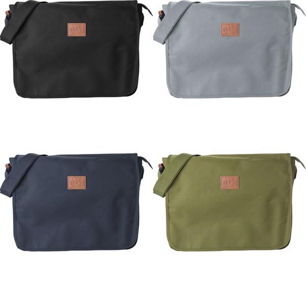 Polyester (600D) shoulder bag - Grey