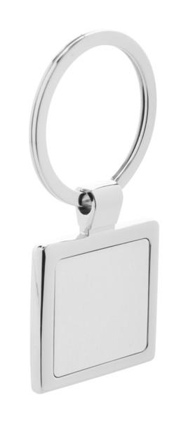 Schlüsselanhänger Dice - Silber