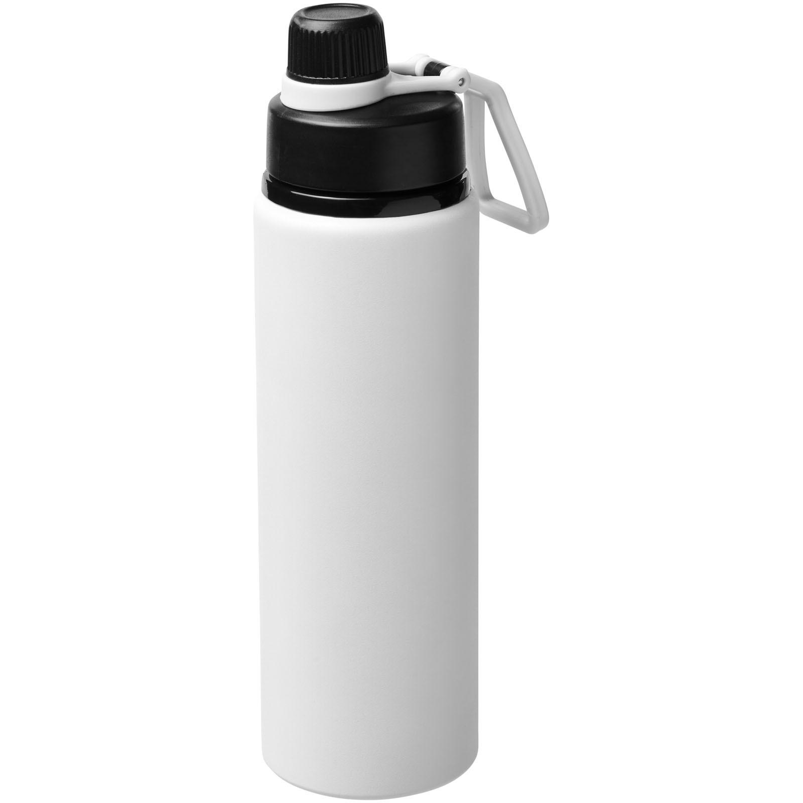 Kivu 800 ml sportovní lahev - White Solid