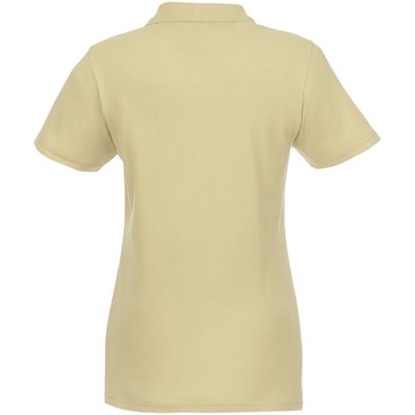 Helios short sleeve women's polo - Light Grey / M