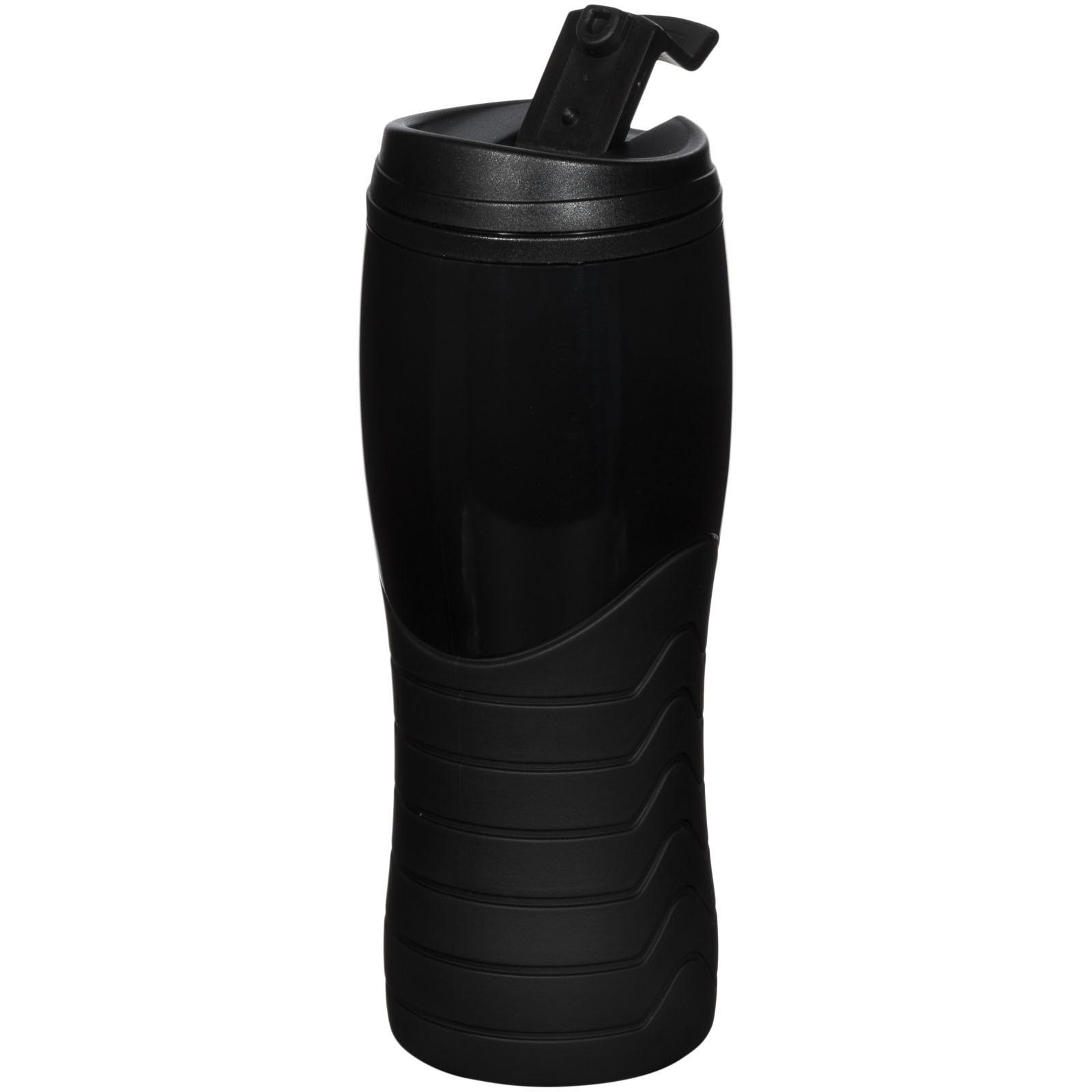 Pohárek Tracker 400 ml - Černá
