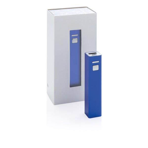 2200 mAh powerbank - Kék