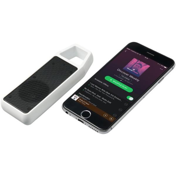 Clip-Clap Bluetooth® speaker - White