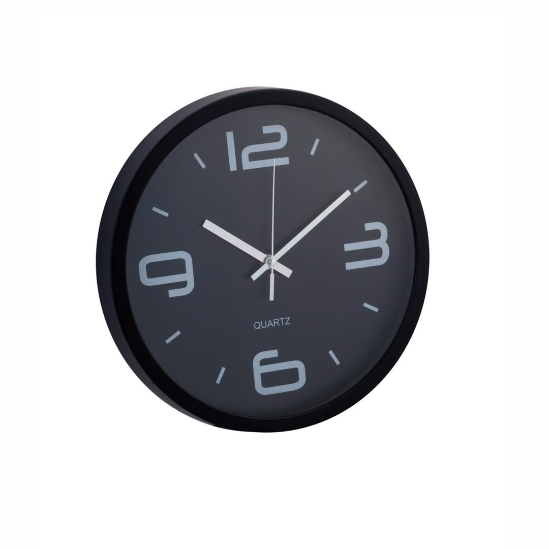 Reloj Cronos - Negro