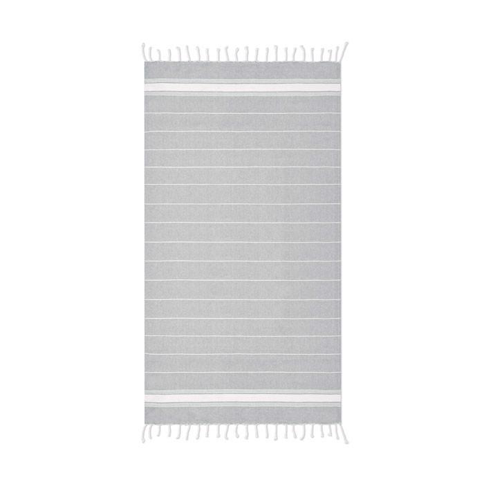 Plážový ručník Malibu - grey