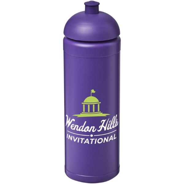 Sportovní láhev s kupolovitým víčkem Baseline® Plus 750 ml - Purpurová