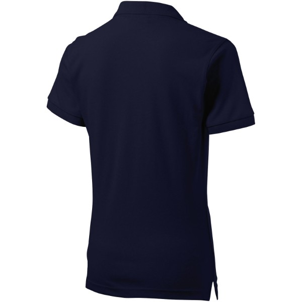 Forehand short sleeve ladies polo - Navy / M