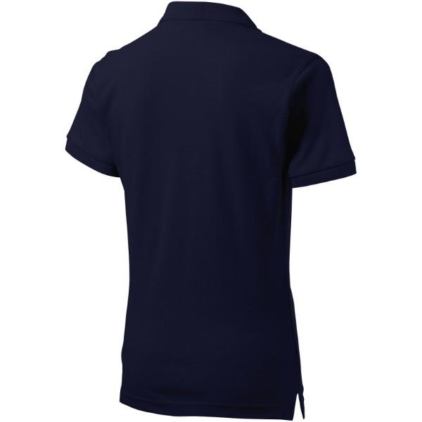 Forehand short sleeve ladies polo - Navy / S