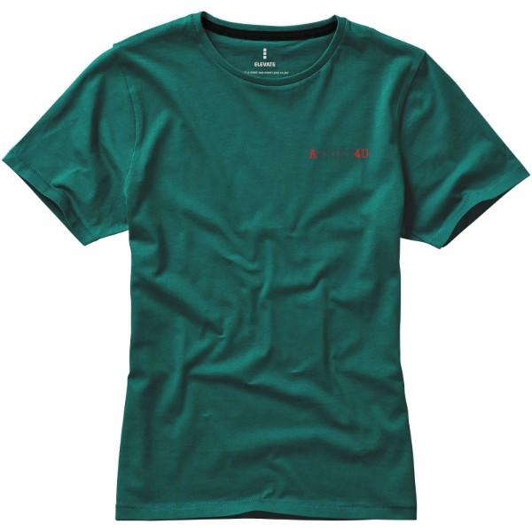 Nanaimo – T-Shirt für Damen - Waldgrün / XXL