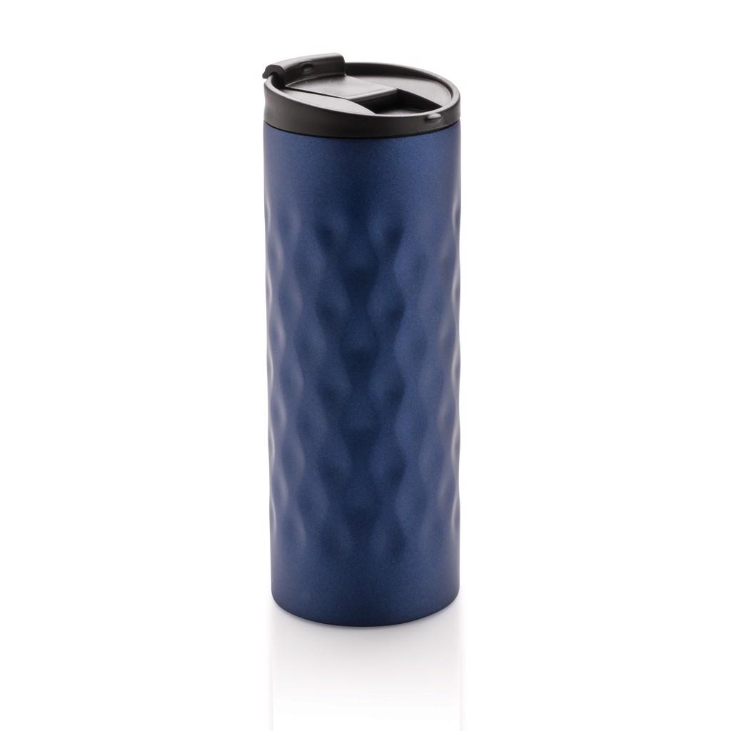 Geometrikus ivópohár - Kék