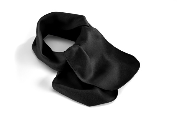 PRABAL. Scarf - Black