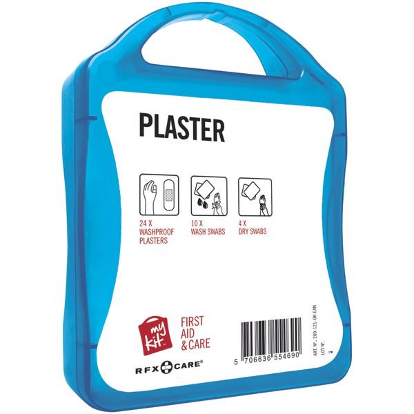 MyKit Plaster Set - Blue