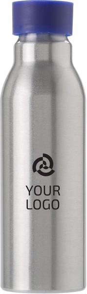 Aluminium bottle - Cobalt Blue