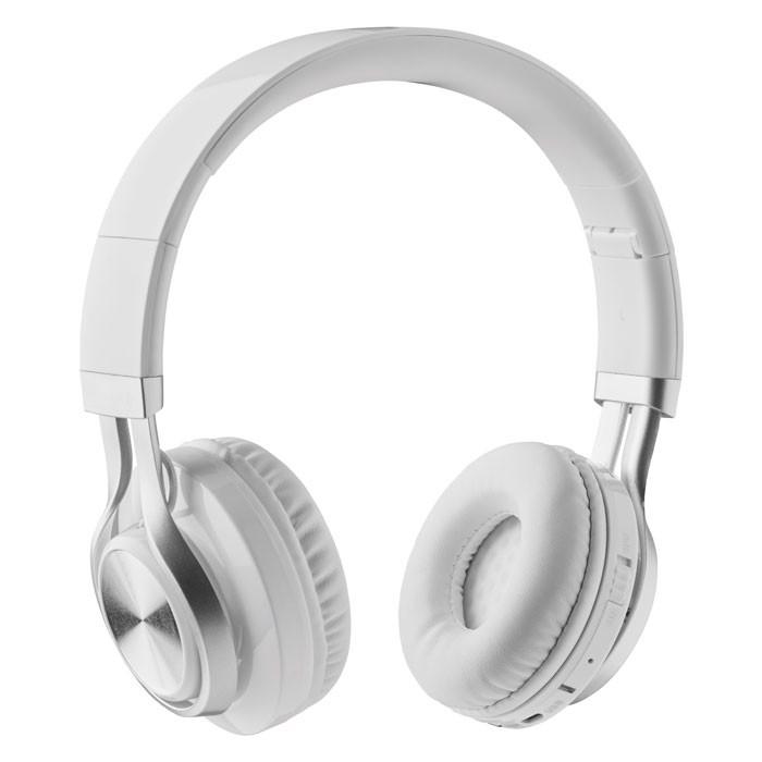 Bluetooth headphone New Orleans - white