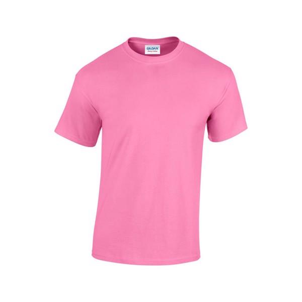 Tlusté tričko 185 g/m² Heavy T-Shirt 5000 - Azalea / XL