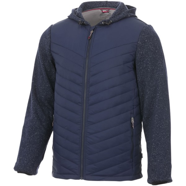Hutch insulated hybrid jacket - Navy / XXL