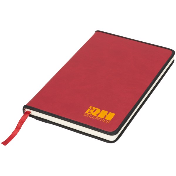 Lincoln notebook - Red