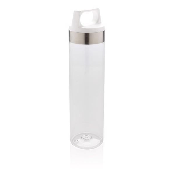 Szivárgásmentes tritán palack - Fehér