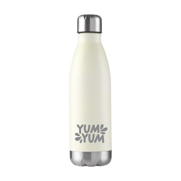 Topflask 500 ml drinking bottle - White