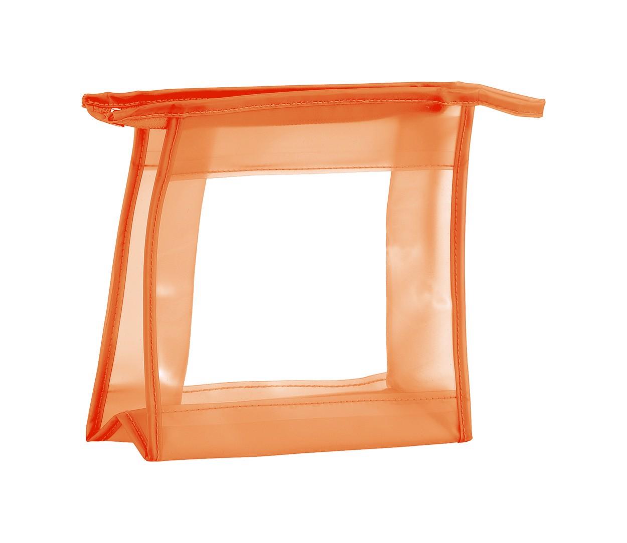 Kosmetická Taška Aquarium - Oranžová