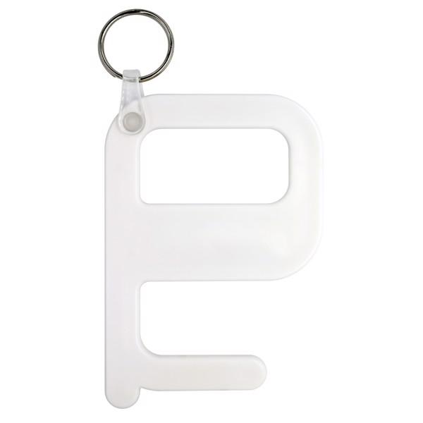 Hygiene key plus - White