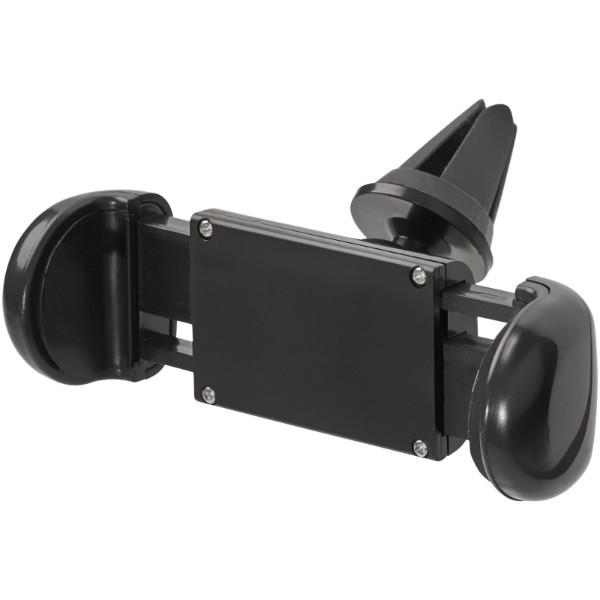 Grip car phone holder - Solid black