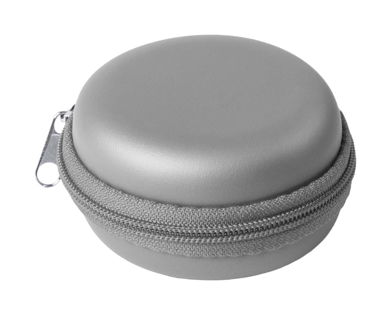 Víceúčelové Pouzdro Shilay - Stříbrná / Černá