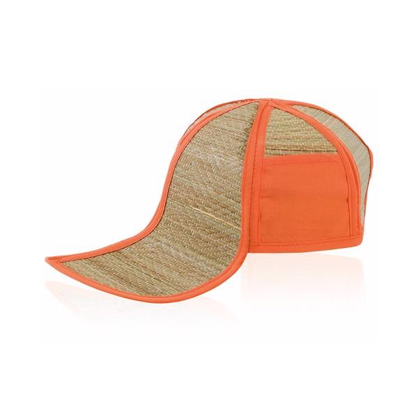 Gorra Hawaian - Naranja