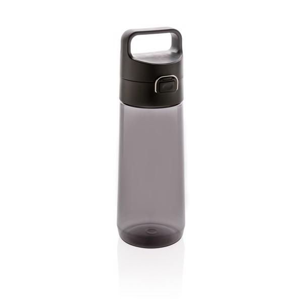 Nepropustná tritanová láhev Hydrate - Černá / Antracitová
