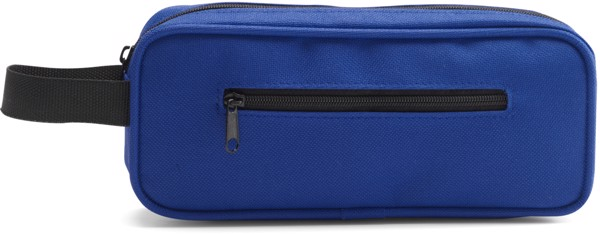 Nylon pencil case - Cobalt Blue