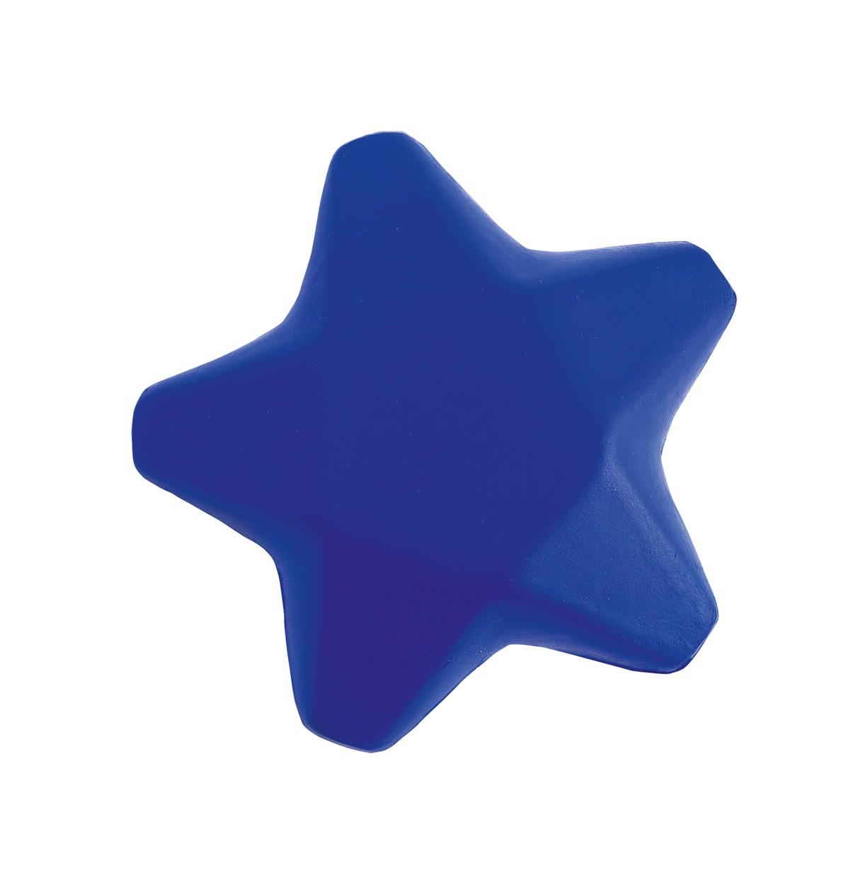 Antistresová Hvězda Ease - Modrá